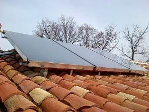 forzado 500l solar energy